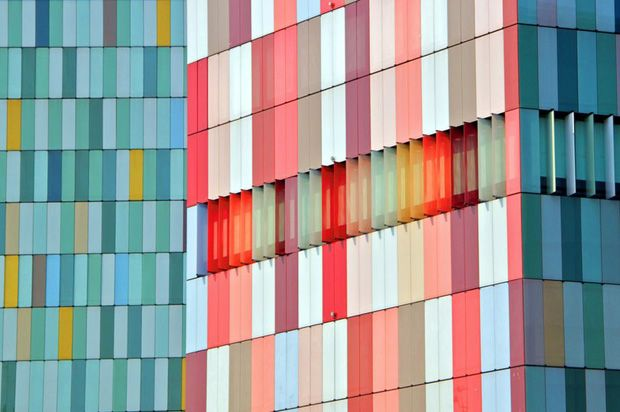 Πολύχρωμες προσόψεις κτηρίων στον κόσμο! - Φωτογραφία 10