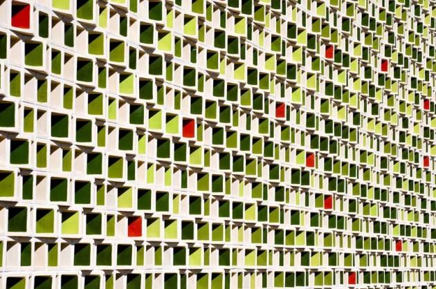 Πολύχρωμες προσόψεις κτηρίων στον κόσμο! - Φωτογραφία 11