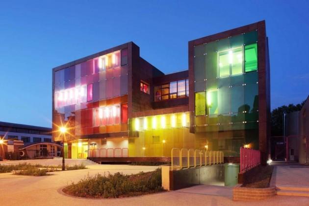 Πολύχρωμες προσόψεις κτηρίων στον κόσμο! - Φωτογραφία 2