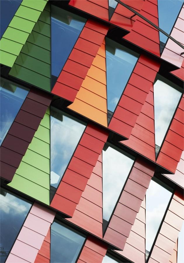 Πολύχρωμες προσόψεις κτηρίων στον κόσμο! - Φωτογραφία 4