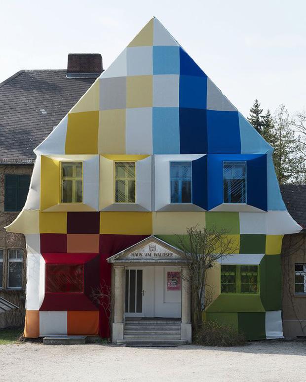Πολύχρωμες προσόψεις κτηρίων στον κόσμο! - Φωτογραφία 6