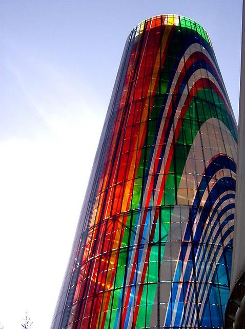 Πολύχρωμες προσόψεις κτηρίων στον κόσμο! - Φωτογραφία 8