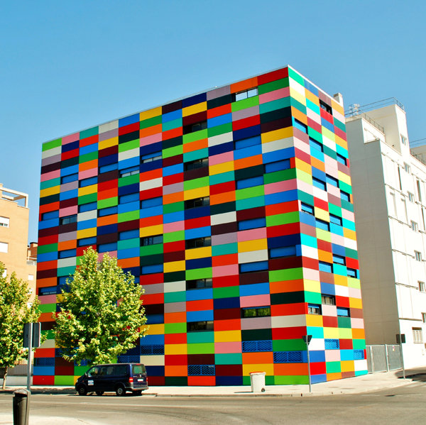 Πολύχρωμες προσόψεις κτηρίων στον κόσμο! - Φωτογραφία 9