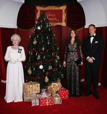 Τα μαγικά Χριστούγεννα της βασιλικής οικογένειας - Φωτογραφία 3