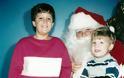 ΑΠΙΘΑΝΕΣ ΕΙΚΟΝΕΣ: Με τον Άγιο Βασίλη από το 1980 έως και σήμερα - Φωτογραφία 4