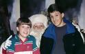 ΑΠΙΘΑΝΕΣ ΕΙΚΟΝΕΣ: Με τον Άγιο Βασίλη από το 1980 έως και σήμερα - Φωτογραφία 6