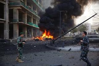 Σκοτώθηκε πρώην υπουργός από έκρηξη στην Βηρυτό - Φωτογραφία 1