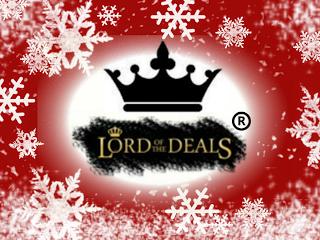 Δες τις καλύτερες προσφορές σε ένα μόνο site! Lord of the Deals. Προσφορές και κουπόνια με έκπτωση έως και 90%!! - Φωτογραφία 1