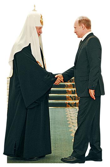 Η θρησκευτική διπλωματία του Πούτιν - Φωτογραφία 1