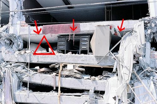 Τι κάνουμε σε περίπτωση σεισμού; Ξεχάστε όσα ξέρατε και διαβάστε τις 10 οδηγίες επιβίωσης - Φωτογραφία 8