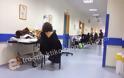 Μήνυμα αναγνώστη από το Λαϊκό Νοσοκομείο. Φωτογραφίες με ράντζα στο διάδρομο...