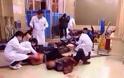 Σοκαριστικές εικόνες από το μακελειό στον σιδηροδρομικό σταθμό της Κίνας – Τουλάχιστον 33 νεκροί, ανάμεσά τους και 4 τρομοκράτες (Προσοχή σκληρές Φωτό)
