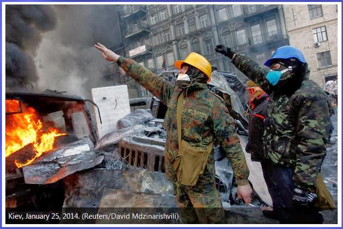 Ποιοι είναι οι Ναζί στην ουκρανική κυβέρνηση; - Φωτογραφία 1