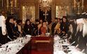 Η πρώτη μέρα των συνεδριάσεων της Συνάξεως των Προκαθημένων - Φωτογραφία 17