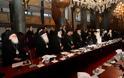 Η πρώτη μέρα των συνεδριάσεων της Συνάξεως των Προκαθημένων - Φωτογραφία 20