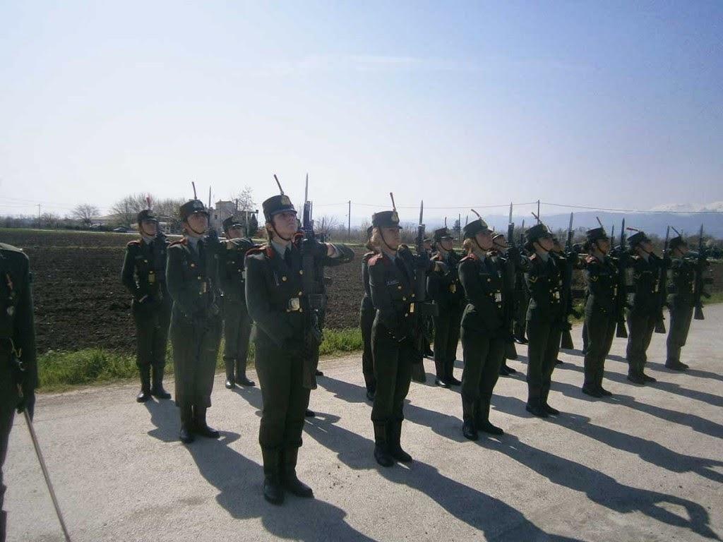 Αποκαλυπτήρια του μνημείου του Υψώματος 731 - Φωτογραφία 11