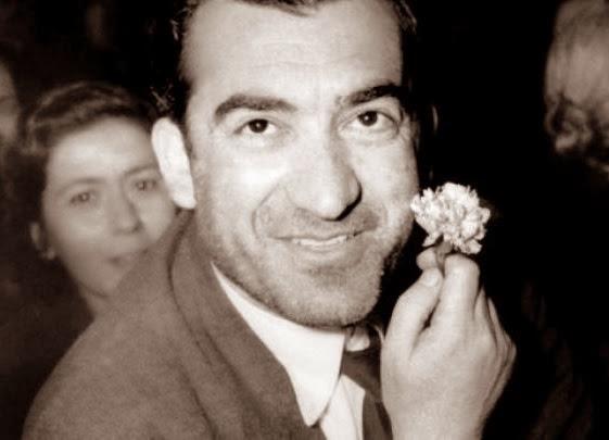 Νίκος Μπελογιάννης - Σαν σήμερα,Κυριακή 30 Μαρτίου το 1952, οδηγείται στο εκτελεστικό απόσπασμα...!!! - Φωτογραφία 1