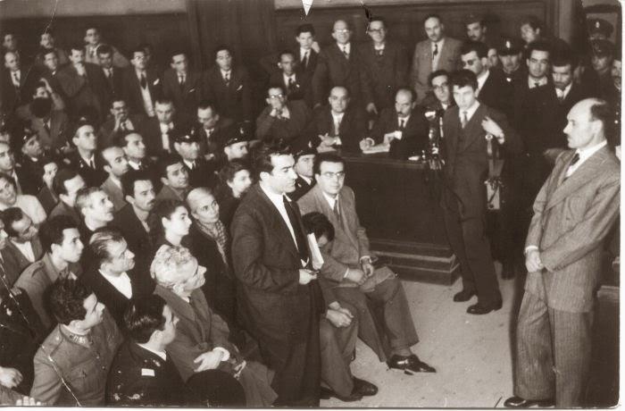 Νίκος Μπελογιάννης - Σαν σήμερα,Κυριακή 30 Μαρτίου το 1952, οδηγείται στο εκτελεστικό απόσπασμα...!!! - Φωτογραφία 2
