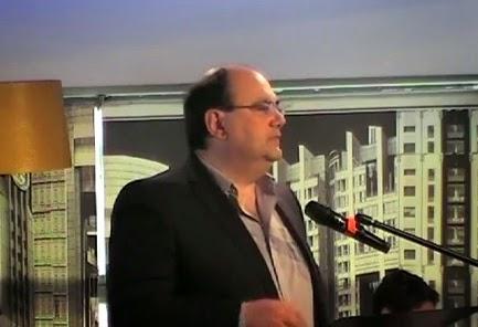 Συγκλονιστική τοποθέτηση του γ.γ. του ΕΠΑΜ, Δημήτρη Καζάκη στην εκδήλωση για την παρουσίαση του ευρωψηφοδελτίου - Φωτογραφία 1