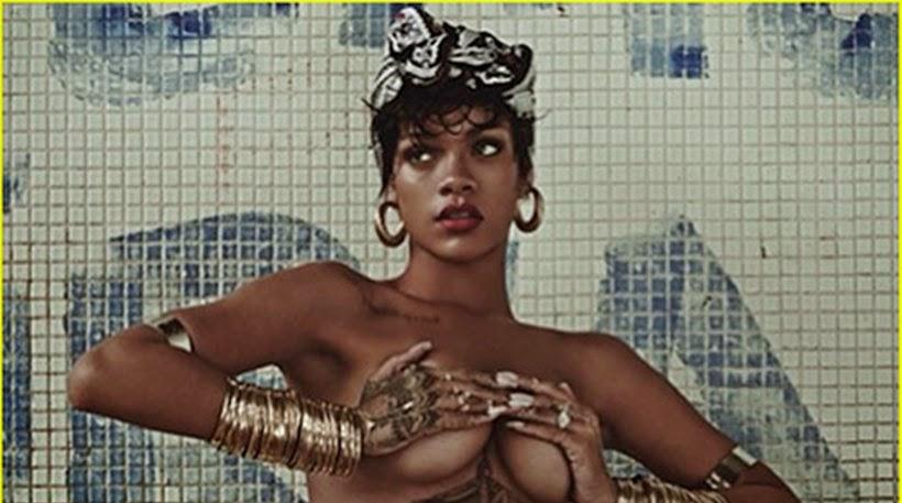 To Instagram έκανε delete τη Rihanna; - Φωτογραφία 1