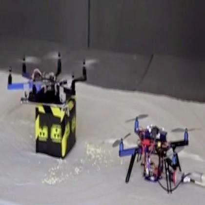 Αυτός είναι ο πρώτος ιπτάμενος 3D εκτυπωτής! - Φωτογραφία 1