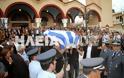 Ανδραβίδα: Χιλιάδες πολίτες αποχαιρέτισαν τον ήρωα αστυνομικό Βασίλη Μαρτζάκλη - Φωτογραφία 10