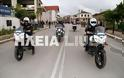 Ανδραβίδα: Χιλιάδες πολίτες αποχαιρέτισαν τον ήρωα αστυνομικό Βασίλη Μαρτζάκλη - Φωτογραφία 11