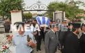 Ανδραβίδα: Χιλιάδες πολίτες αποχαιρέτισαν τον ήρωα αστυνομικό Βασίλη Μαρτζάκλη - Φωτογραφία 12
