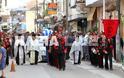 Ανδραβίδα: Χιλιάδες πολίτες αποχαιρέτισαν τον ήρωα αστυνομικό Βασίλη Μαρτζάκλη - Φωτογραφία 4