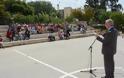 Πάτρα: Eκδηλώσεις για τους Αγωνιστές της Δημοκρατίας σε δημοτικά σχολεία - Δείτε φωτο - Φωτογραφία 4
