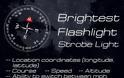 Compass, Flashlight, Speedometer, Altimeter, Course:  AppStore free - Φωτογραφία 5