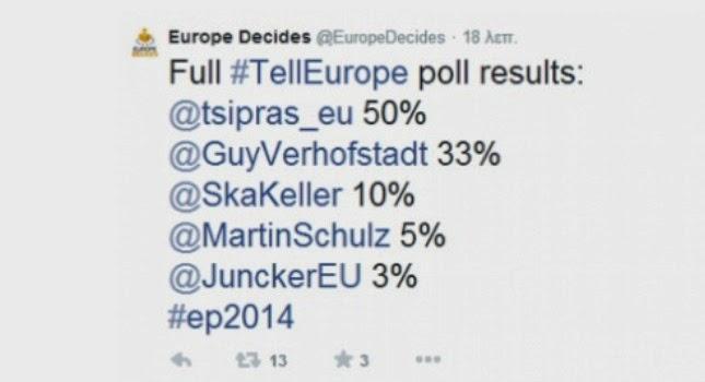 Ποιος κέρδισε το debate: Πρώτος ο Τσίπρας με 50% - Φωτογραφία 2