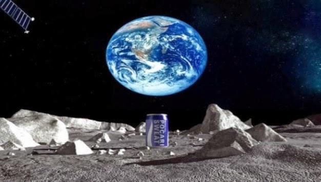 Eταιρεία αναψυκτικών θα κάνει την πρώτη διαφήμιση στη Σελήνη [photo] - Φωτογραφία 2