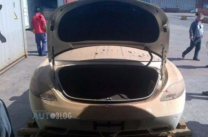 Μια πανάκριβη Mercedes που είχε άδοξο και αναπάντεχο τέλος - Φωτογραφία 4