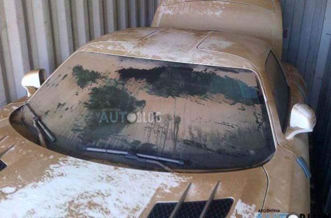Μια πανάκριβη Mercedes που είχε άδοξο και αναπάντεχο τέλος - Φωτογραφία 5