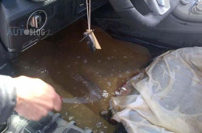 Μια πανάκριβη Mercedes που είχε άδοξο και αναπάντεχο τέλος - Φωτογραφία 7