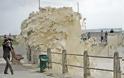 Cappuccino coast: Πολύ σπάνιο φυσικό φαινόμενο (Photos) - Φωτογραφία 2