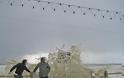 Cappuccino coast: Πολύ σπάνιο φυσικό φαινόμενο (Photos) - Φωτογραφία 23