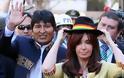 Ο πρόεδρος της Βολιβίας Evo Morales εθνικοποίησε το δίκτυο ηλεκτρικής ενέργειας… Οι εγχώριοι δωσίλογοι ξεπουλάνε τη ΔΕΗ… - Φωτογραφία 3