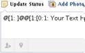 Κόλπο στο Facebook: Πώς να γράφετε με μπλε χρώμα αντί για μαύρο τις ενημερώσεις του status σας, τα σχόλια σας και τα μηνύματά σας... - Φωτογραφία 2