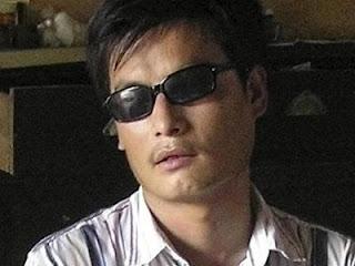 Στις ΗΠΑ θέλει να πάει ο κινέζος ακτιβιστής Τσεν Γκουανγκτσενγκ - Φωτογραφία 1
