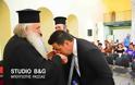 Ο Μητροπολίτης Αργολίδας Νεκτάριος όρκισε τη νέα δημοτική αρχή Ναυπλίου
