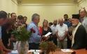 Ορκίστηκε για πέμπτη συνεχόμενη θητεία η Δημοτική Αρχή Φολεγάνδρου