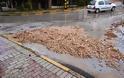 """Καταρρακτώδης βροχή έκανε """"μούσκεμα"""" την Ξάνθη – Πάνω από 15 σπίτια πλημμύρισαν"""