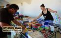 Διανομή σχολικών ειδών για άπορες οικογένειες από τον δήμο Ναυπλιέων