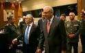 Παρουσίαση προγράμματος αξιοποίησης έκτασης του ΑΟΟΑ στο Πικέρμι από τον ΥΕΘΑ Δημήτρη Αβραμόπουλο και τον Αναπληρωτή ΥΠΕΚΑ Νίκο Ταγαρά