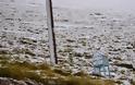 Κι όμως! Ήρθαν τα πρώτα χιόνια στην Ελλάδα πριν καν τελειώσει ο Σεπτέμβρης!
