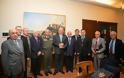 Δελτίο Τύπου της Ε.Α.Α.Σ. για συνάντηση με τον Υπουργό Εθνικής Αμύνης