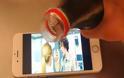 ΑΠΙΣΤΕΥΤΟ: Δείτε τι γίνεται αν ρίξετε αναψυκτικό σε ένα iPhone 6! [video]