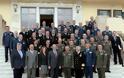 Ομιλία ΥΕΘΑ Δημήτρη Αβραμόπουλου στα Ανώτατα Συμβούλια των κλάδων των Ενόπλων Δυνάμεων